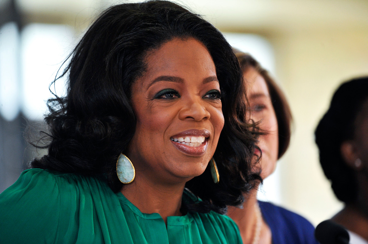 "Before Oprah became an Emmy-winning talk show host, actress and businesswoman, Oprah was crowned <a href=""http://www.mentalfl"