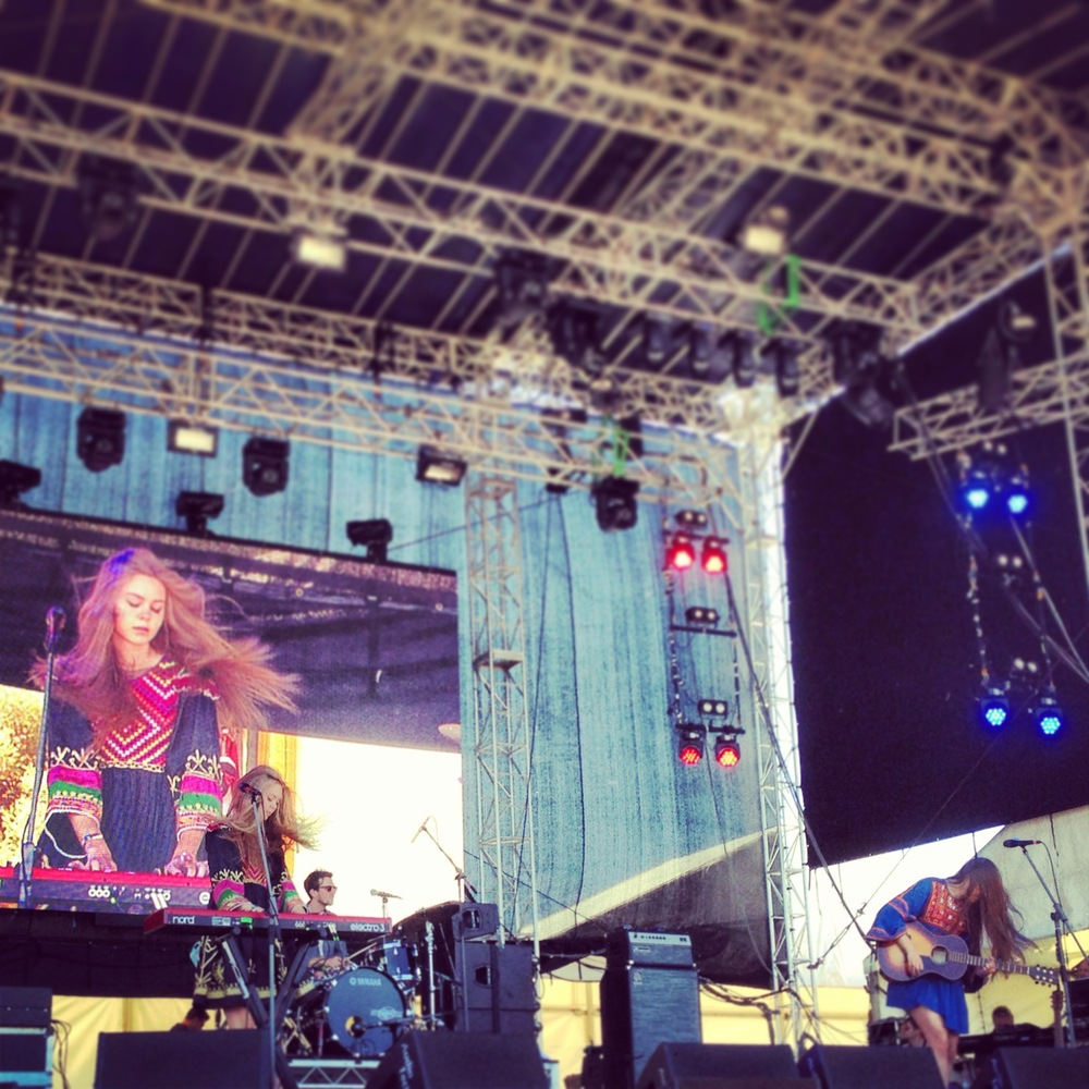 First Aid Kit at Southbound 2013 in Busselton, Western Australia by instagrammer @leah_emily