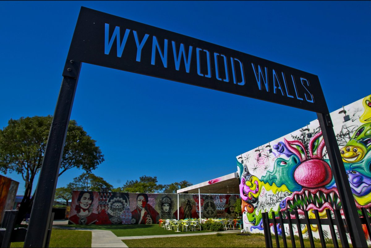 Miami S Wynwood Walls A Gritty Outdoor Museum Photos