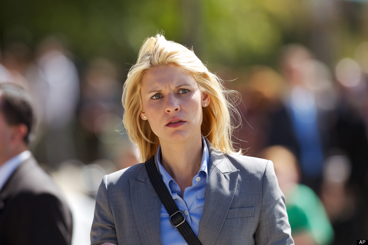"""Actress Claire Danes stars in this drama series as <a href=""""http://www.sho.com/sho/homeland/cast/17762/carrie-mathison"""">CIA o"""
