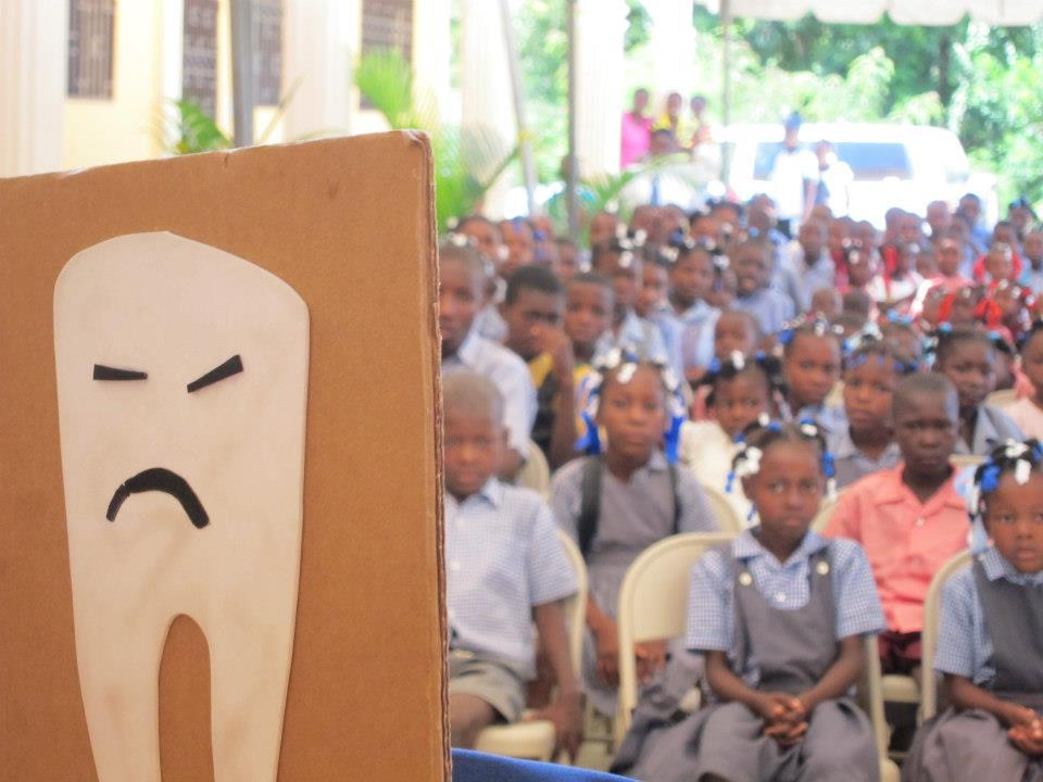 "<a href=""http://tabasamu.net/"">Tabasamu</a>, which means smile in Swahili is a U.S. nonprofit that provides free dental healt"