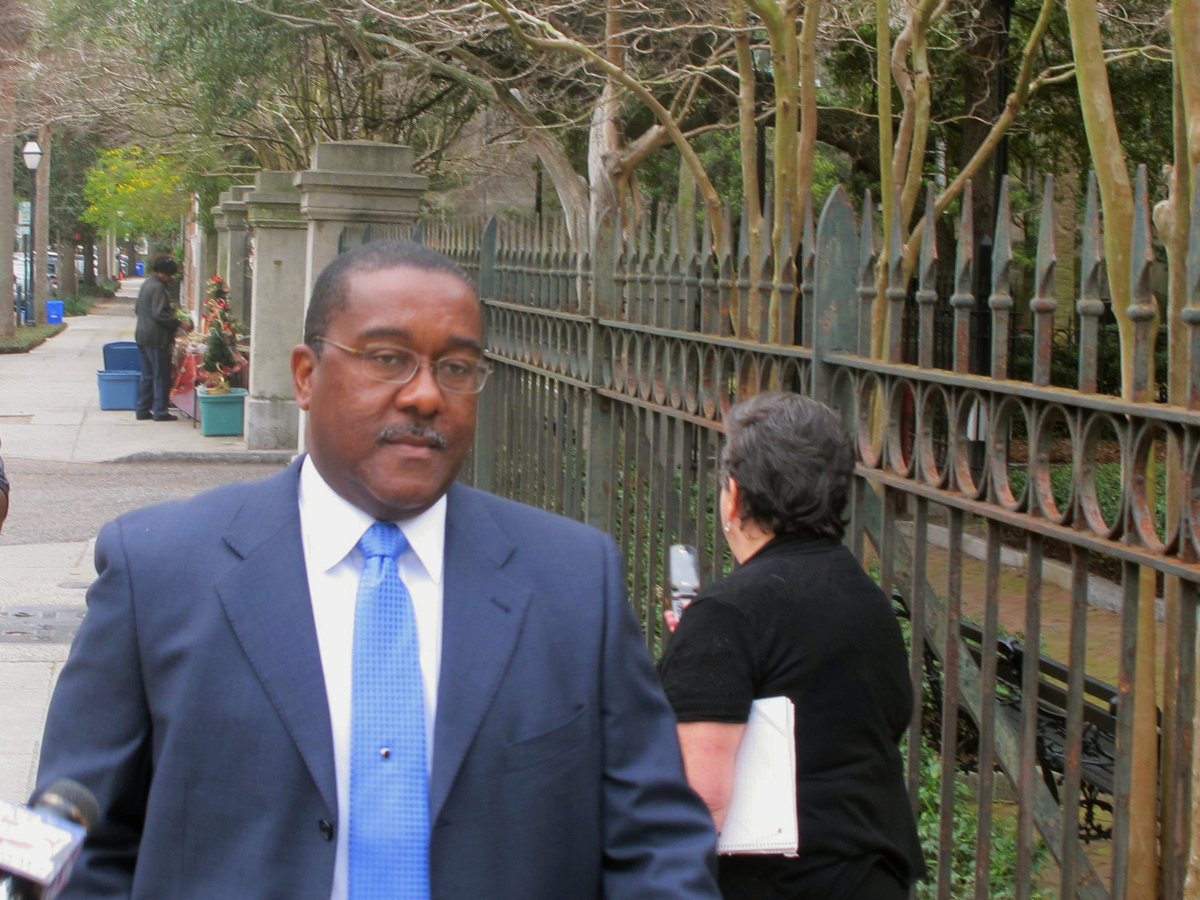 Jonathan Pinson, former Chairman of the South Carolina State Board of Trustees, was yesterday indicted on two federal kickbac