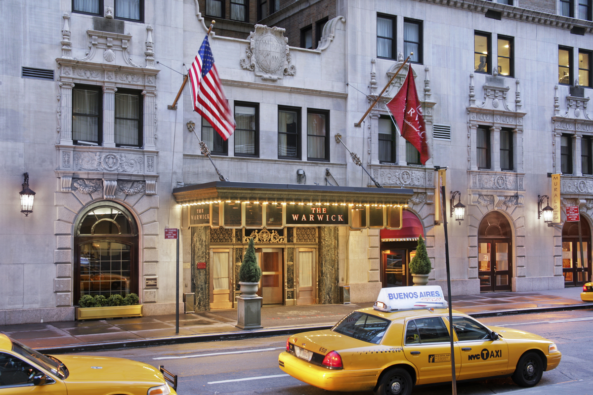 "For those looking for the insanely priced offerings, check out the Warwick New York Hotel's <em>$21,400</em> <a href=""http://"
