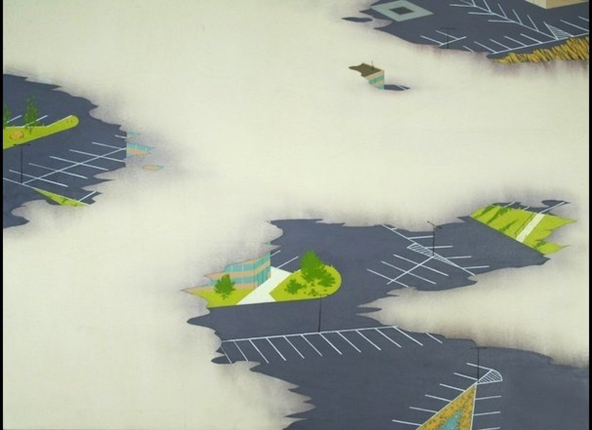 "Chris Ballantyne. Courtesy of <a href=""http://www.hosfeltgallery.com"" target=""_hplink"">Hosfelt Gallery</a>."