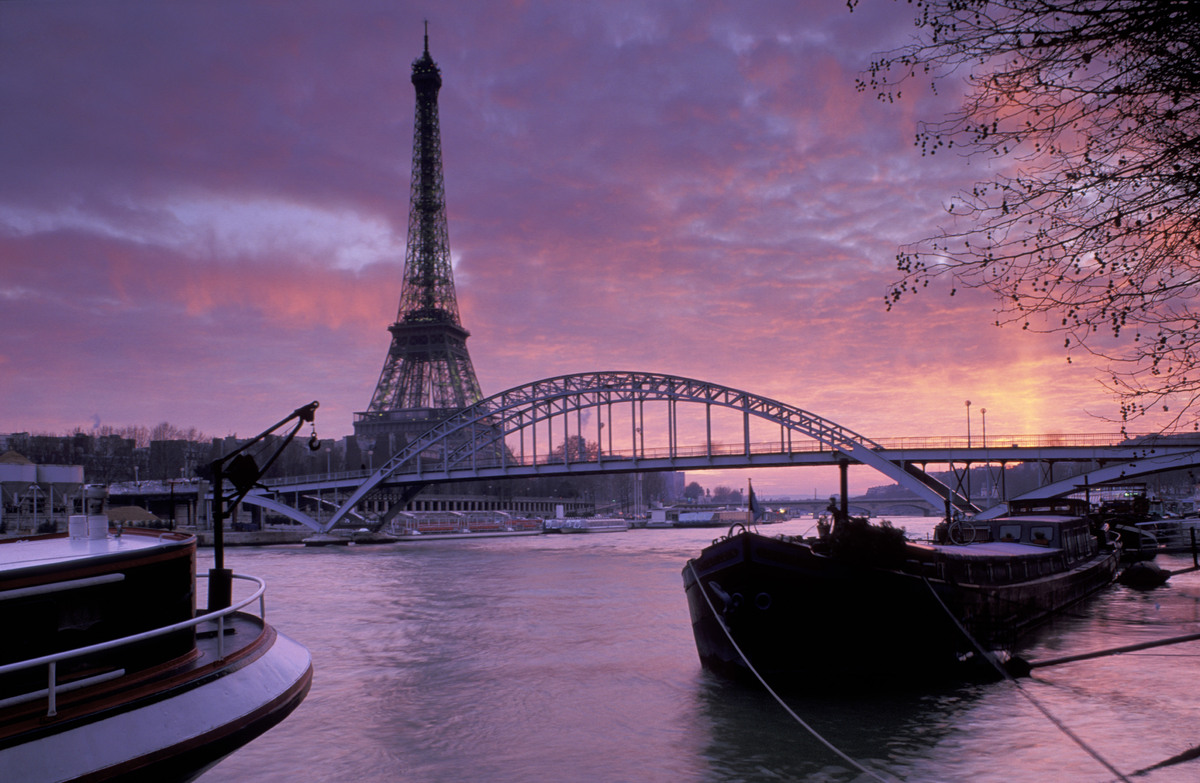 "Paris was named ""the ultimate dream city."""