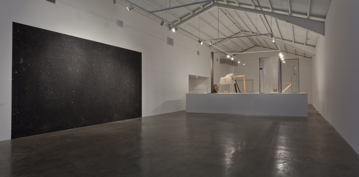 From Triple X to Birdsong Installation view Kayne Griffin Corcoran, Los Angeles Photo credit: Heather Rasmussen