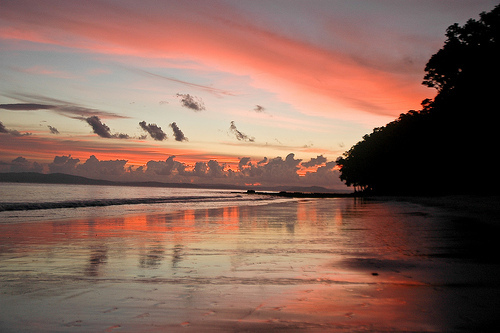 "Set on Havelock, the most beautiful of India's Andaman and Nicobar Islands, <a href=""http://www.munjoh.com/"">Munjoh offers tr"