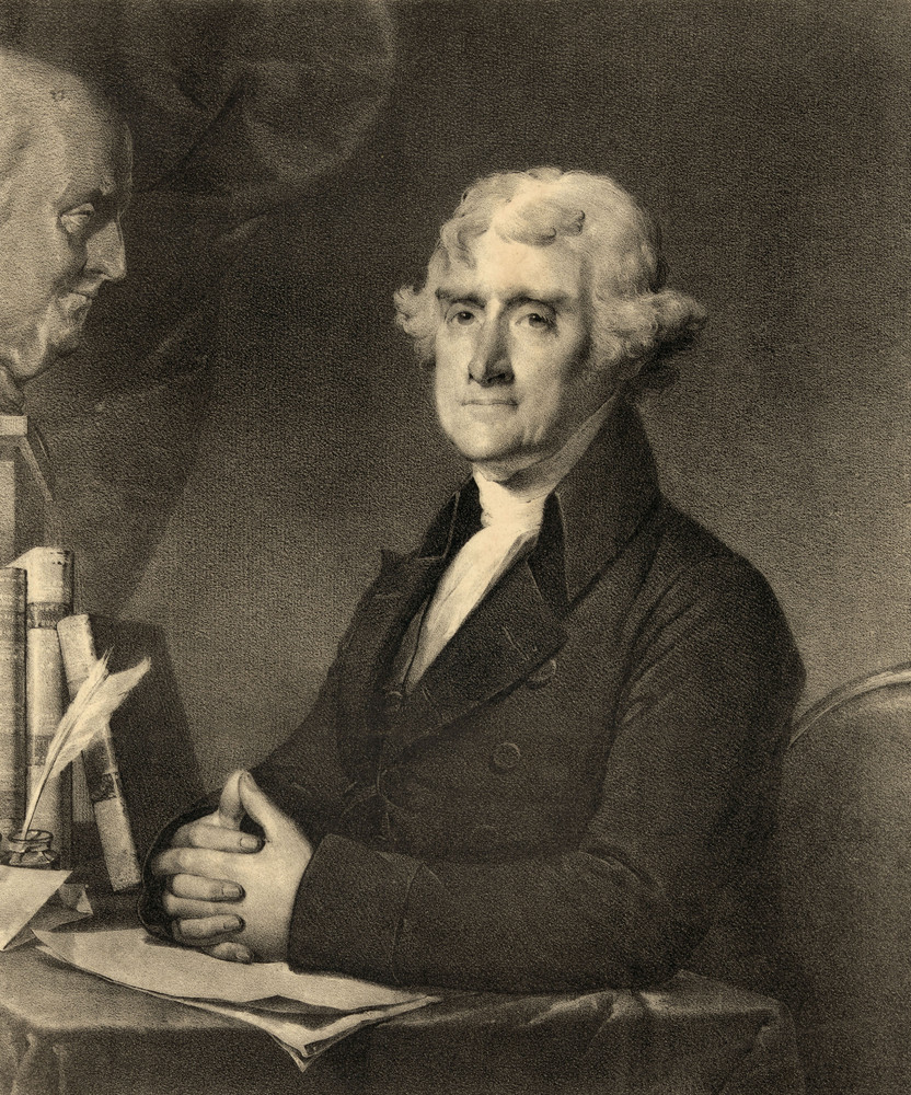 "<strong>Thomas Jefferson, 1801</strong>  Jefferson's inauguration was<a href=""http://www.inaugural.senate.gov/swearing-in/eve"