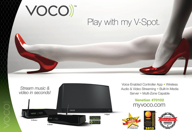 "This advert for the voice-control company Voco <a href=""http://www.thedailybeast.com/articles/2013/01/10/voco-s-sexist-ad-poi"