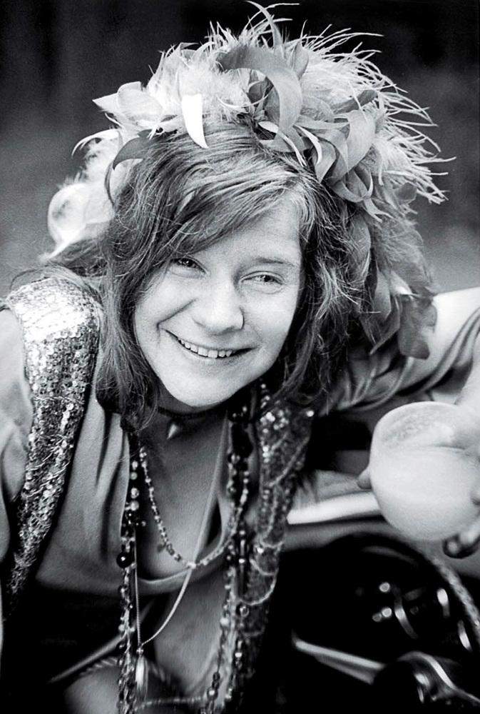 Janis Joplin, 1960
