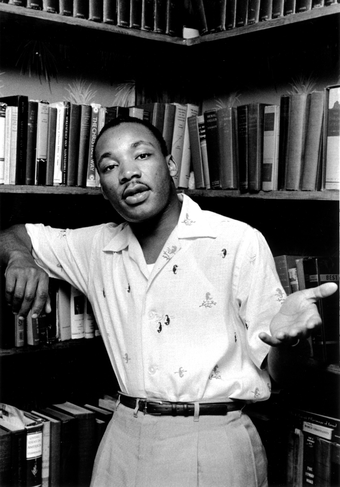 Photo of Martin Luther King Jr. (Michael Ochs Archives / Getty Images)