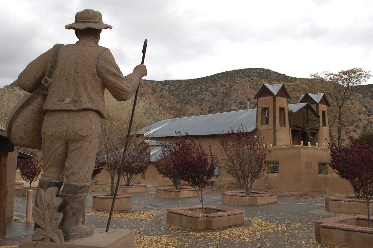 """New Mexico will likely become the first Latino-majority state in modern U.S. history.  Source: <a href=""""http://www.pewhispani"""