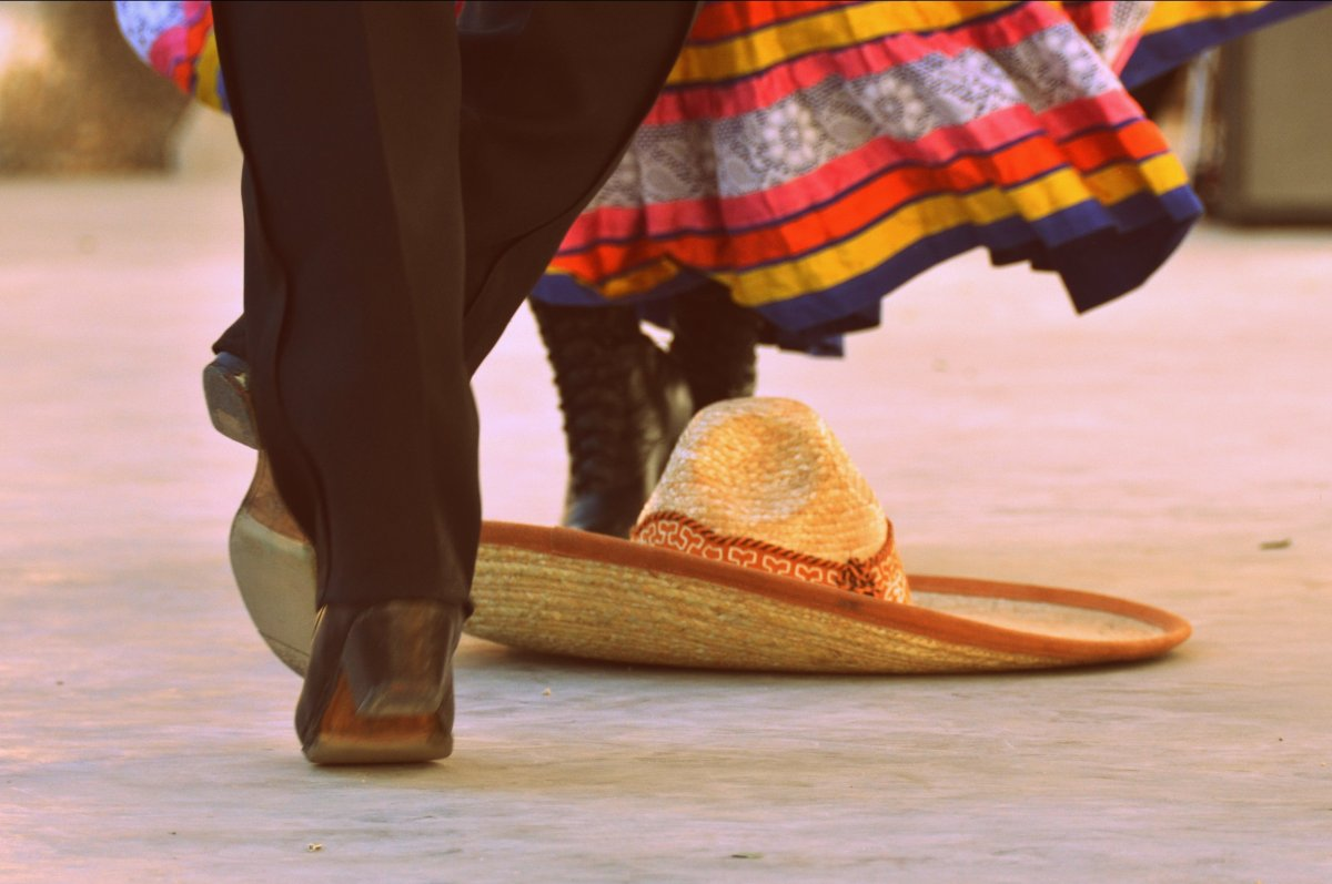 "Internationally, the Jarabe Tapatío is better known as the ""Mexican Hat Dance,"" which unfortunately sets all emotion from the"