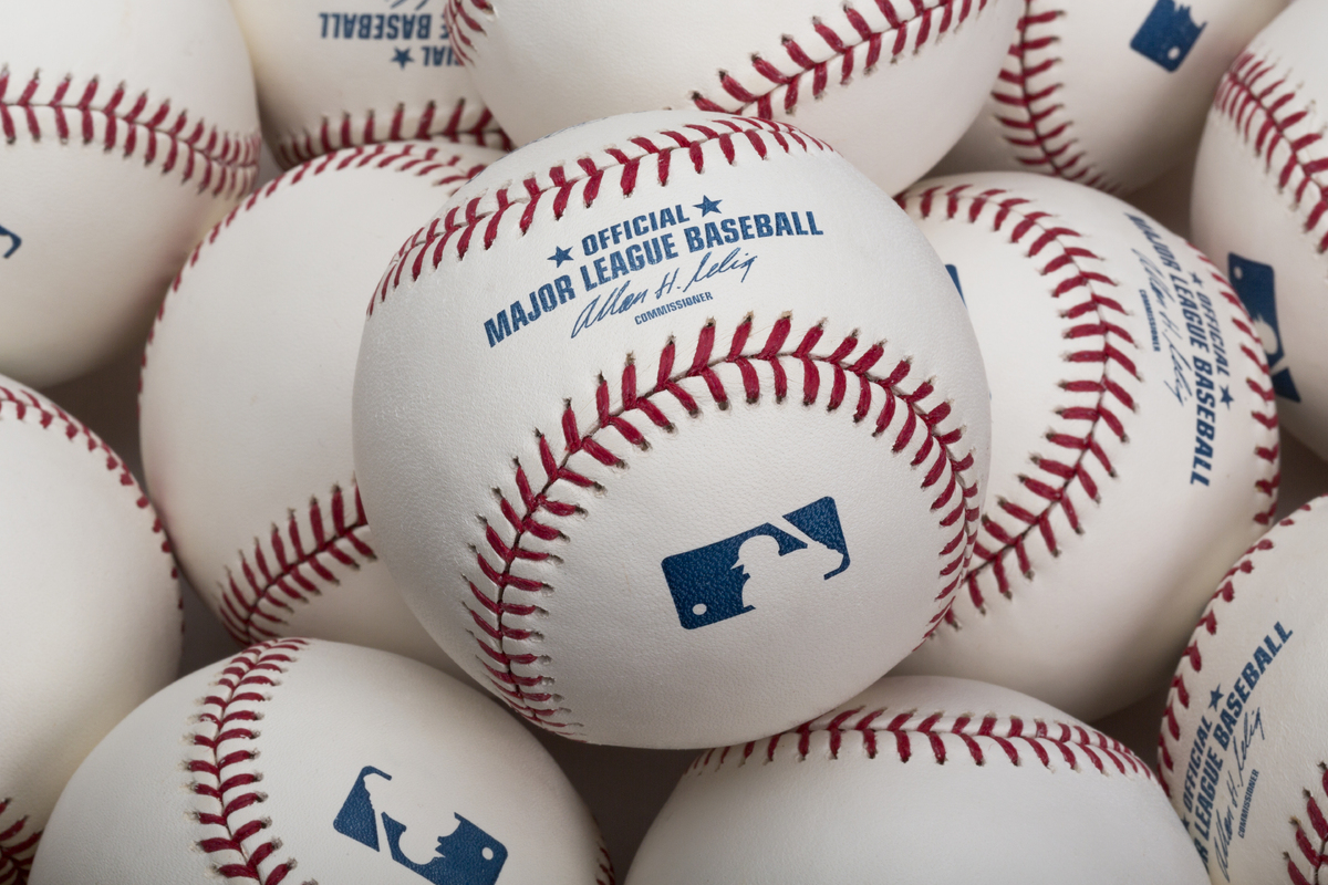 "Rawlings baseballs, which are the official balls of the MLB, are <a href=""http://www.taipeitimes.com/News/bizfocus/archives/2"