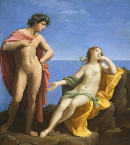 "Dionysus, the ancient Greek god of sexual passion, was so alluring he was known as the ""woman-stealer."" When Theseus abandone"