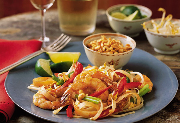 """Pad Thai is one of the tastiest noodle dishes in Asian cooking, but most renditions are also swimming in oil, <a href=""""http:/"""