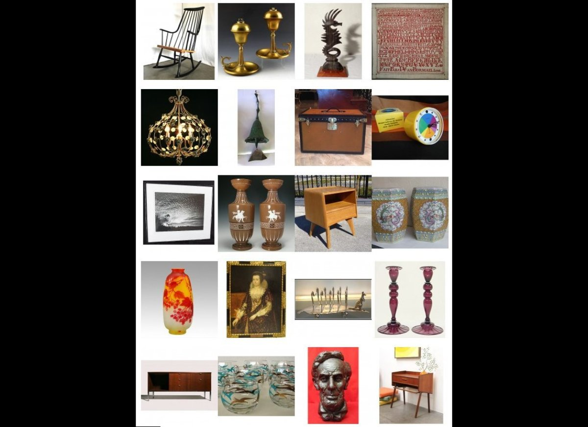 "More information on all this week's finds at <a href=""http://zuburbia.com/blog/2013/01/27/ebay-roundup-of-vintage-home-finds-"