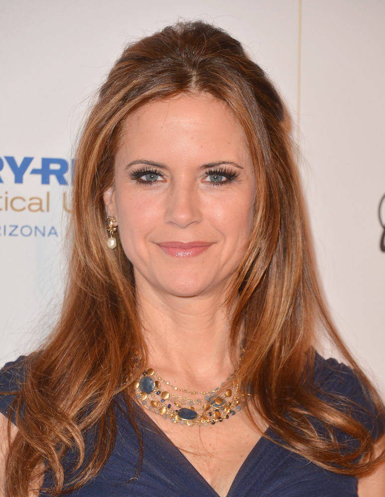 "In 1990 Kelly Preston was shot in the arm, but it wasn't by her then- fiance Charlie Sheen, as commonly believed. <a href=""ht"
