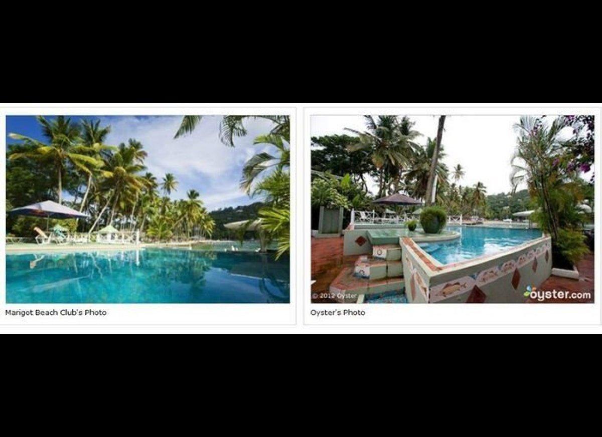 "On the hotel's website, the <a href=""http://marigotbeachclub.com/saint-lucia-hotel/hotel-amenities/"" target=""_hplink"">Marigot"