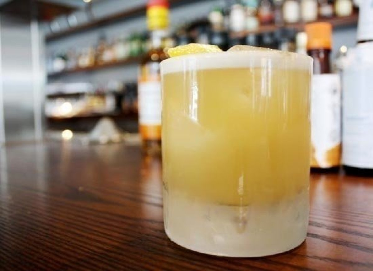 """<strong><a href=""""http://imbibemagazine.com/Weissen-Sour-Recipe"""" target=""""_hplink"""">Weissen Sour Beer Cocktail</a></strong> Bou"""