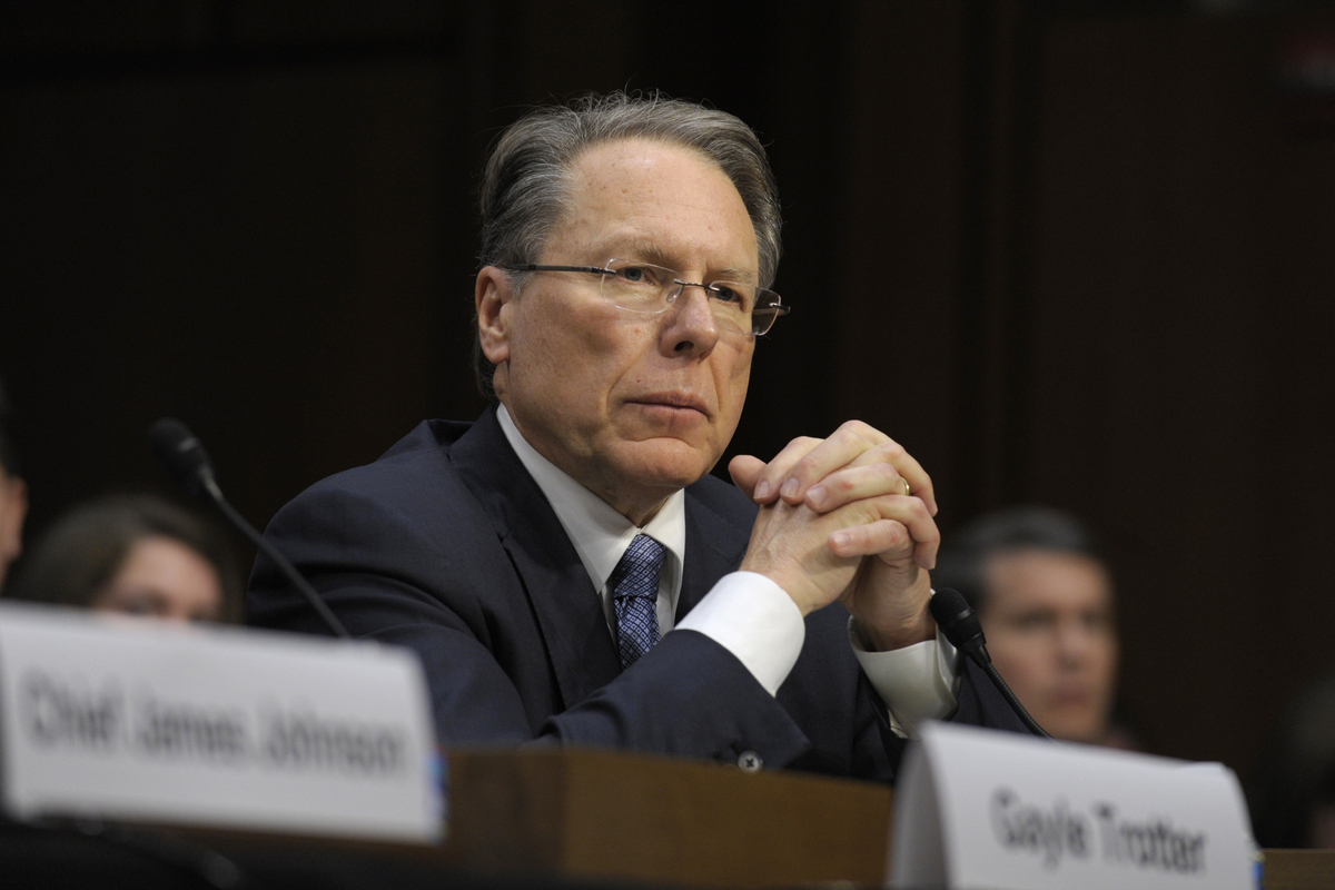 Has a press conference ever been as tone deaf as the one NRA executive vice president Wayne LaPierre gave in the wake of the