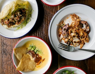 Chef Josef Centeno's newest restaurant is inspired by his family's Tex-Mex recipes, though what lands on the plate is more re