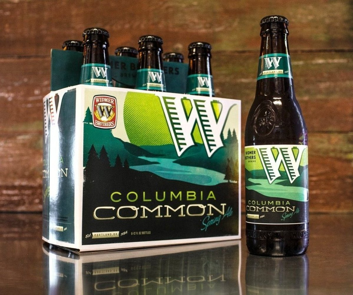 """<strong><a href=""""http://widmerbrothers.com/"""" target=""""_hplink"""">Widmer Columbia Common Spring Ale</a></strong><em>4.7% ABV, Por"""