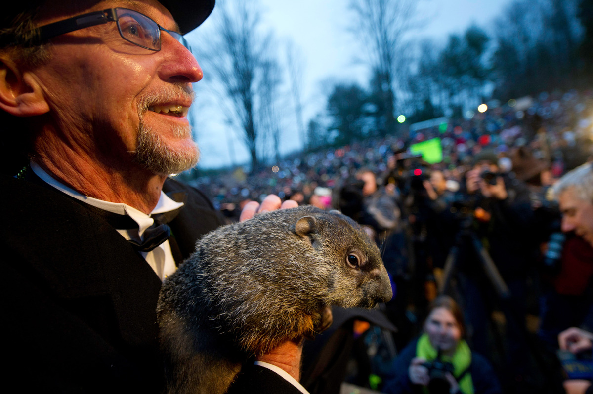 "According to the National Climatic Data Center (NCDC), <a href=""http://www.ncdc.noaa.gov/special-reports/groundhog-day.php"">P"