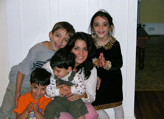 As the mother of four children under seven, Nina Restieri was inundated with appointments, lessons and play dates. Try as she