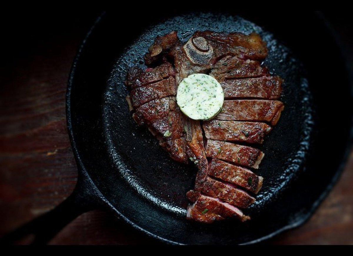 "<em><strong><a href=""http://food52.com/recipes/19182-sunday-steak-with-french-butter"" target=""_hplink"">Get the recipe on Food"
