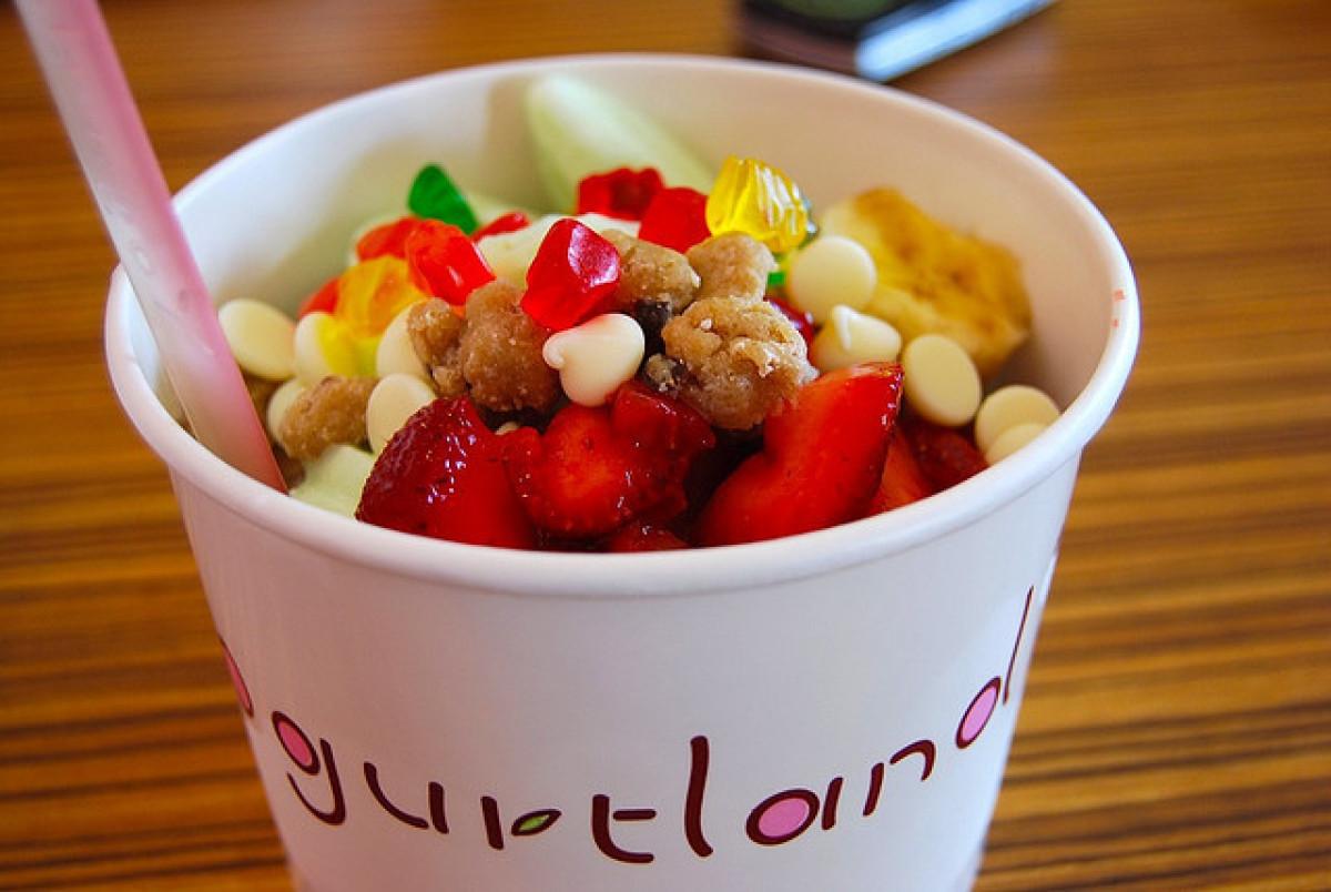 "<a href=""http://www.yogurt-land.com/"" target=""_hplink"">Yogurtland</a> multiple locations (<a href=""http://www.yogurt-land.com"