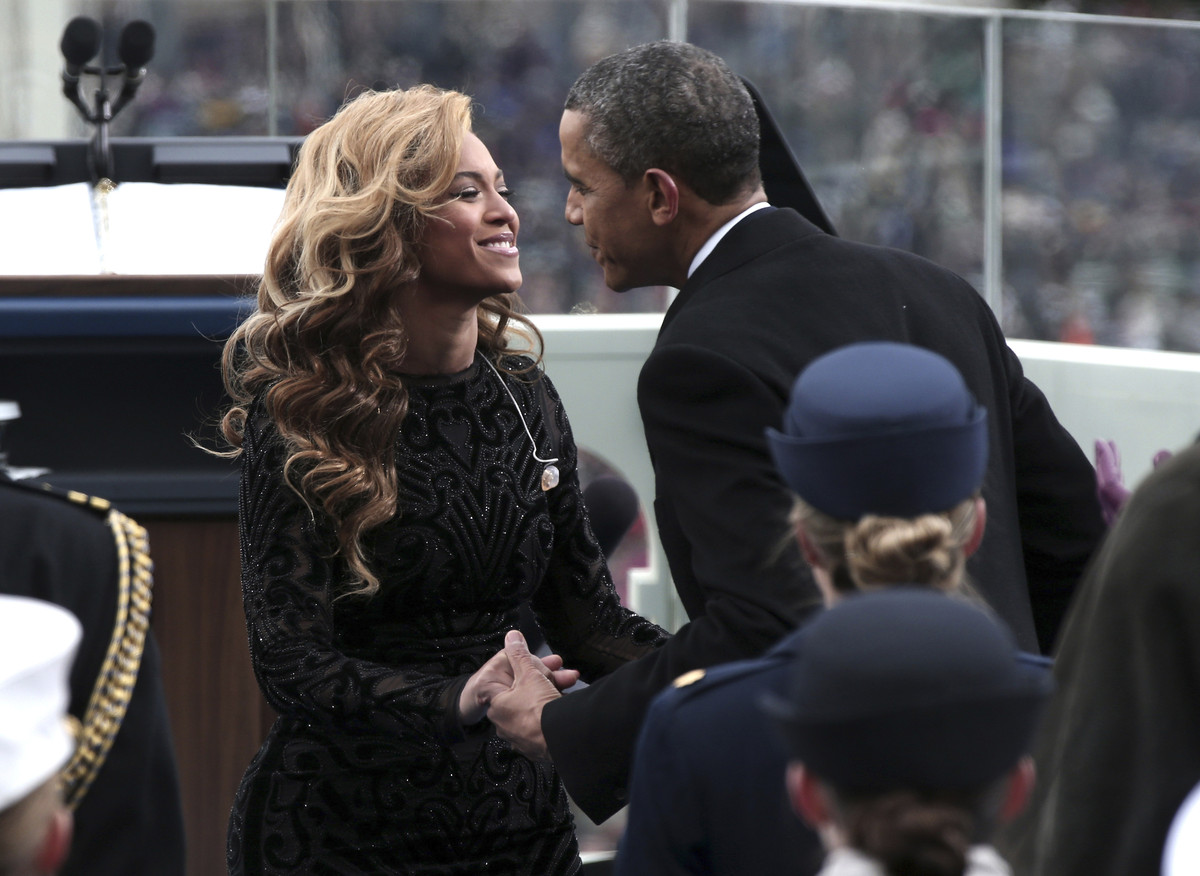 Beyoncé and Jay-Z have long been associated with the Obamas, having vocally supported the president's 2008 and 2012 election
