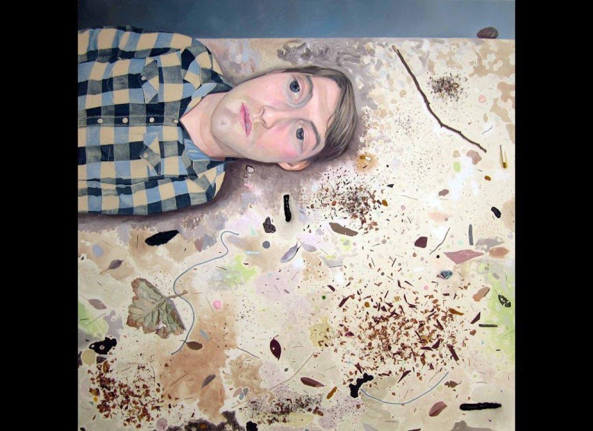Travis Collinson. Courtesy of Maloney Fine Art.