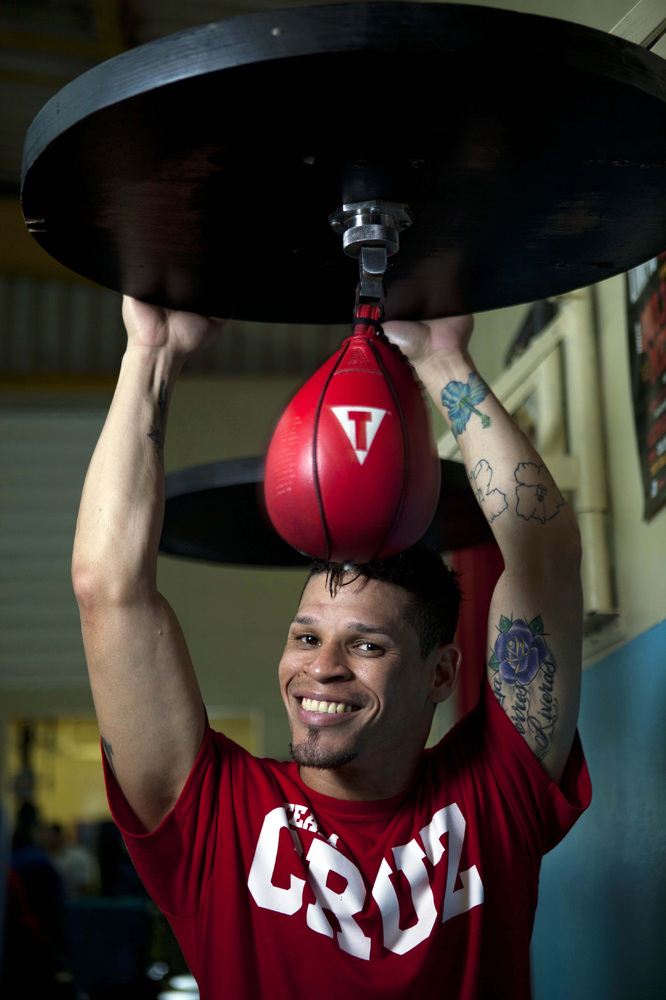 "History was made in October 2012 when active professional featherweight boxer <a href=""http://www.huffingtonpost.com/2012/10/"