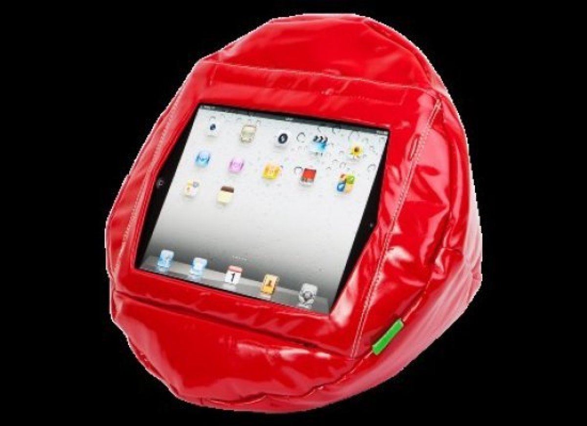 The tabCoosh pillow iPad case