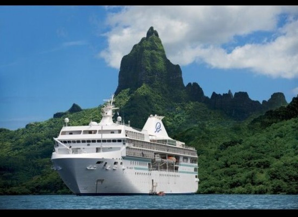 "Paul Gauguin Cruises' Take Your Sweetie to Tahiti deal <a href=""http://www.islands.com/articles/live-your-fantasy-luxury-crui"