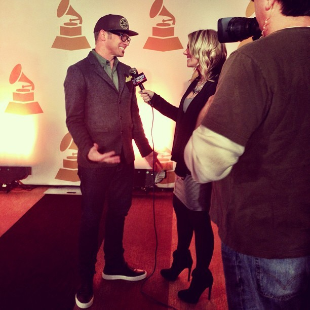 """TobyMac won the Grammy for Best Contemporary Christian Music Album for """"Eye On It."""" He also won the Grammy Award for Best Roc"""
