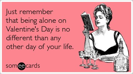 AntiValentines Day Cards 12 ECards You Wish You Could Send To – Anti Valentine Day Cards