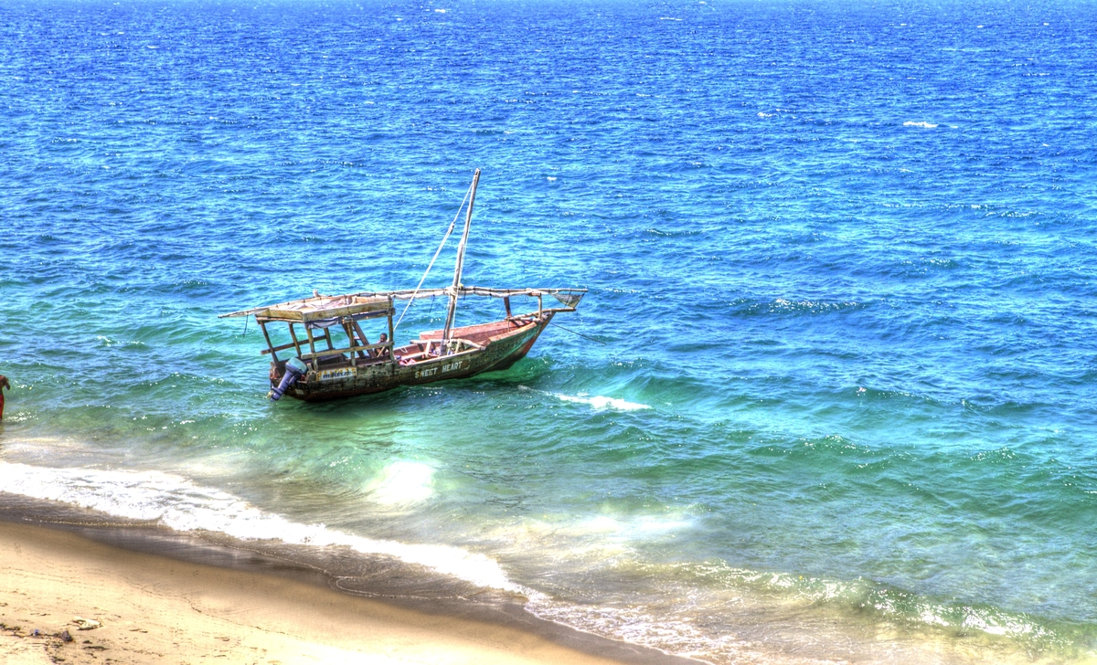 """""""Sailing on a dhow"""" - Janet R."""