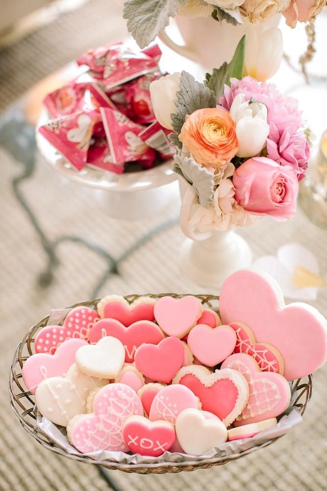Have each friend bring their favorite sweet.