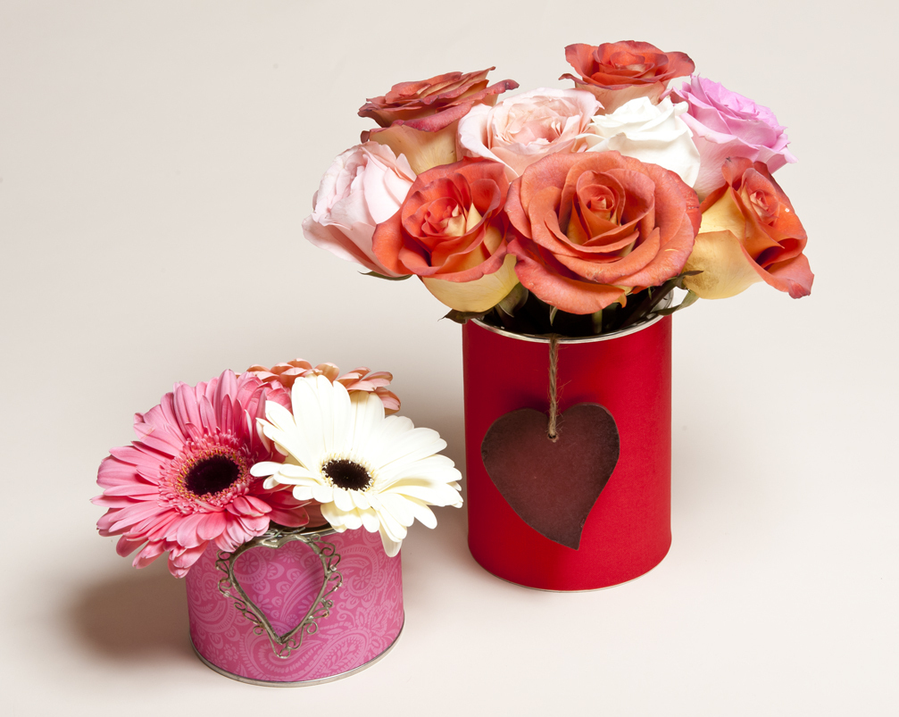 Pre-ordering flowers can be the cause of many a headache. To avoid the hassle, run over to the grocery store and pick up some