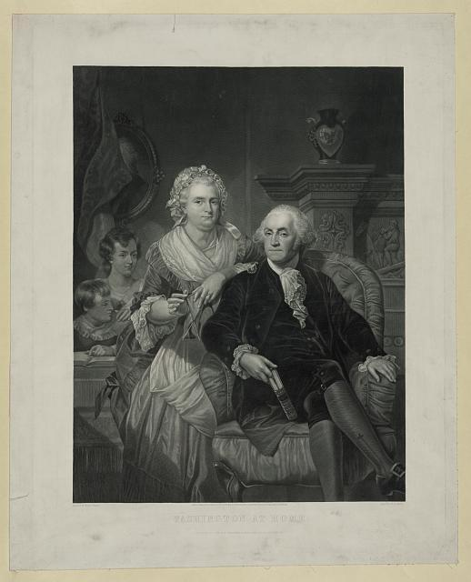 """""""I retain an unalterable affection for you, which neither time or distance can change"""" – first President George Washington to"""