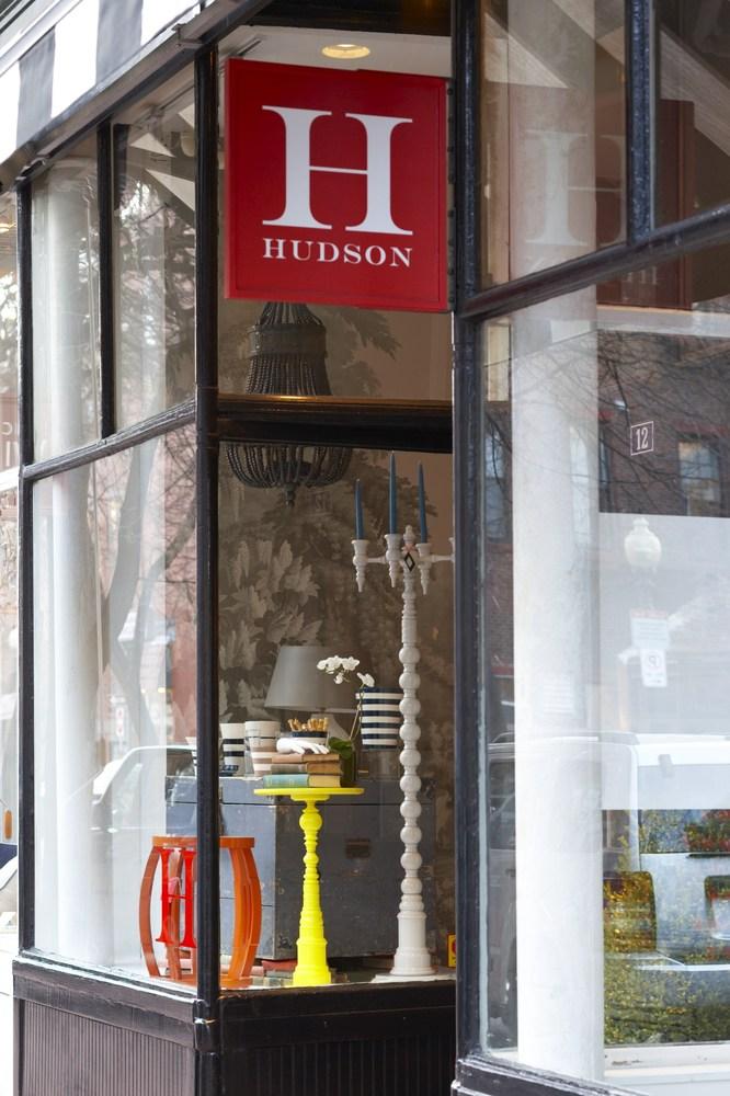 "Jill Goldberg opened <a href=""www.hudson-boston.com"">HUDSON</a>, her home furnishings and decor destination on Shawmut Street"