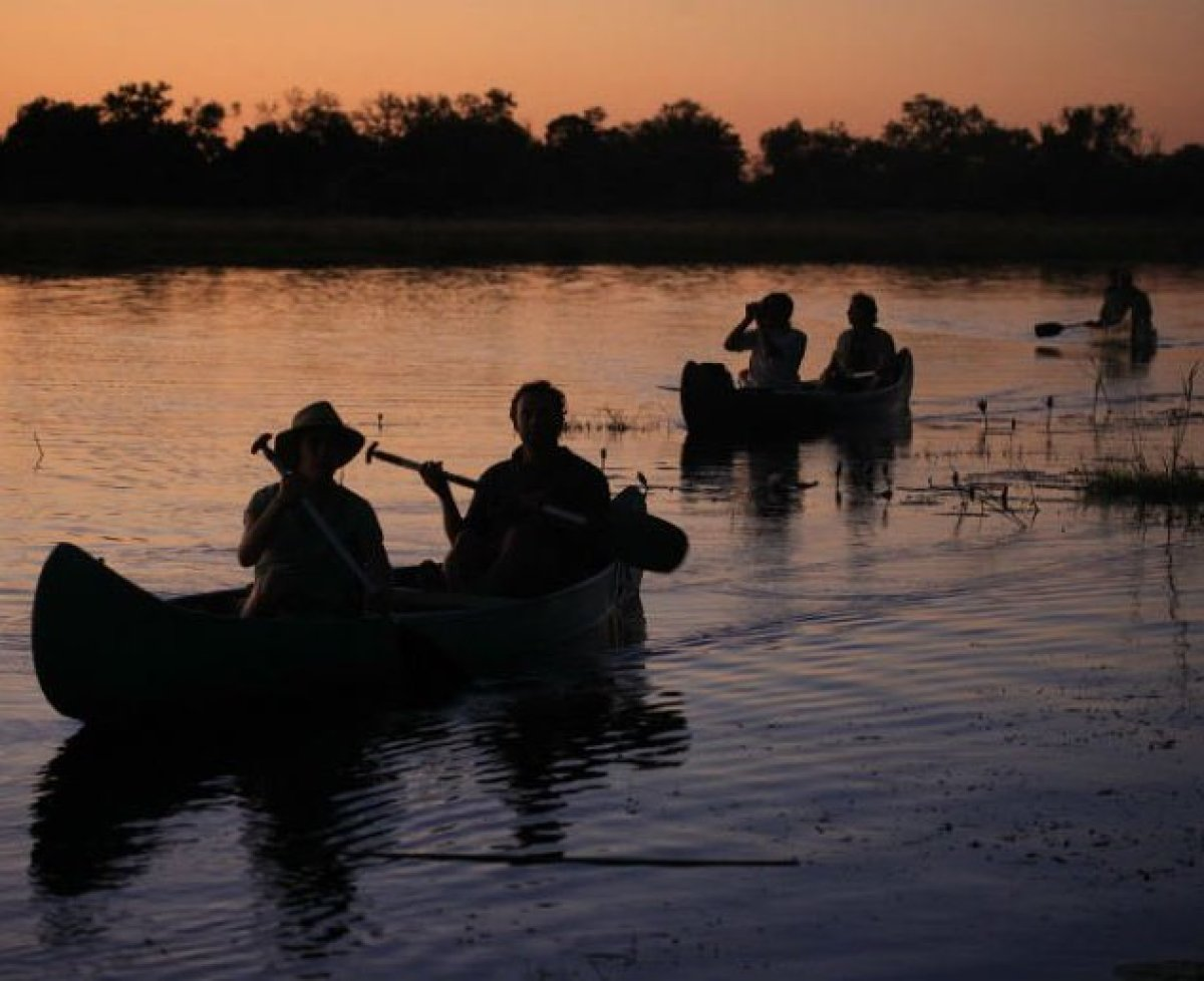 The spectacle of Victoria Falls and the lions, leopards, elephants, zebras, and giraffes of the Okavango Delta have long made