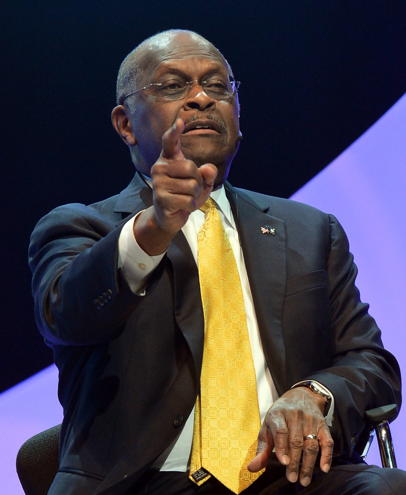Though Republican presidential candidate Herman Cain never outright advocated abolishing the minimum wage, he did argue that