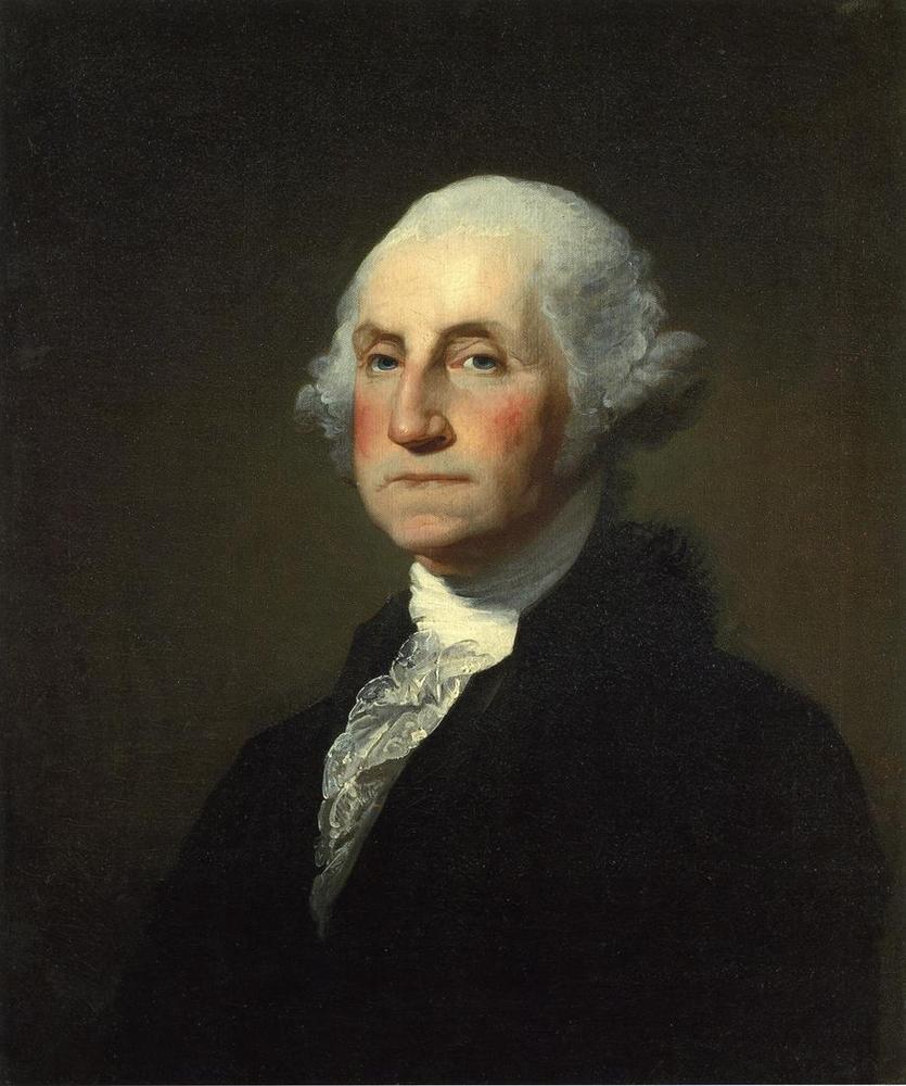 "The nation's first president, <a href=""http://memory.loc.gov/ammem/gwhtml/gwseries5.html"">George Washington</a>, refused to a"