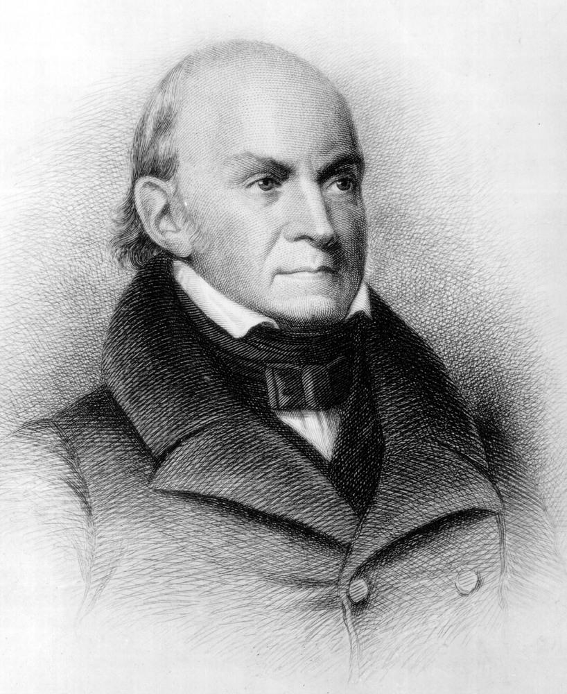 """<a href=""""http://nameberry.com/babyname/John"""">John</a> <a href=""""http://nameberry.com/babyname/Quincy"""">Quincy</a> Adams, the si"""