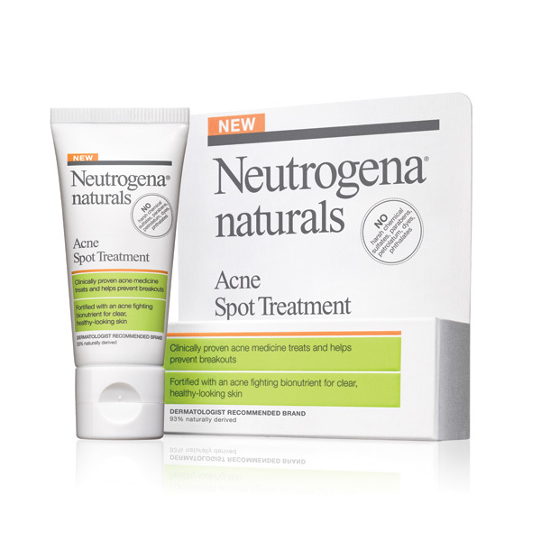 "<a href=""http://www.neutrogena.com/product/neutrogena-+naturals+acne+spot+treatment.do"">Neuatrogena</a>"