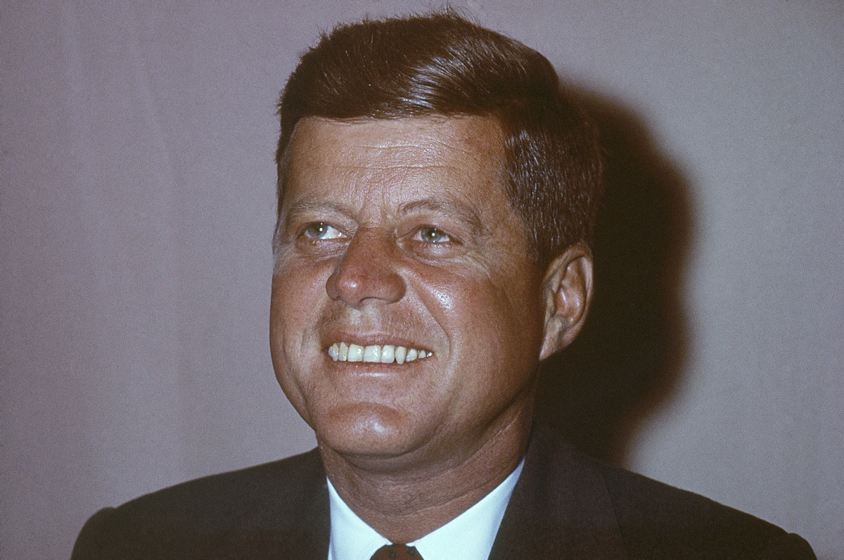 an analysis of the life of john f kennedy 35th president of the united states John f kennedy: 35th president of the united states (presidents of the  write a  customer review  john almost lost his life many times because of illnesses.