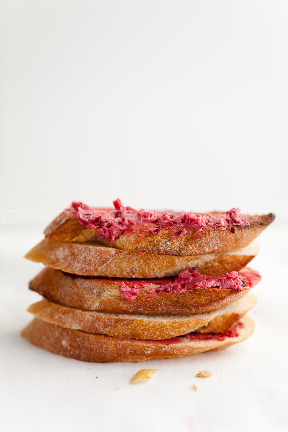 """Get the <a href=""""http://gourmandeinthekitchen.com/2011/blackberry-honey-butter-recipe/"""">Blackberry Honey Butter recipe from g"""